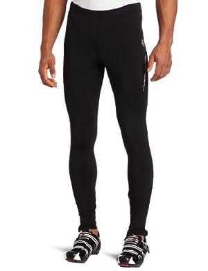 Pearl iZUMi Men's Select Long Thermal Tight,Black,Large