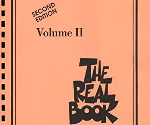 THE REAL BOOK - VOLUME 2 (C INSTRUMENTS)