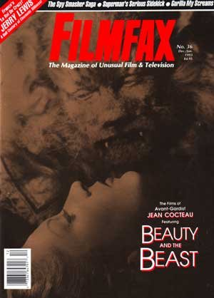 Filmfax Magazine, Issue #36