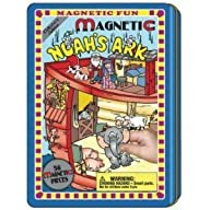 Noah's Ark Magnetic Fun Tin