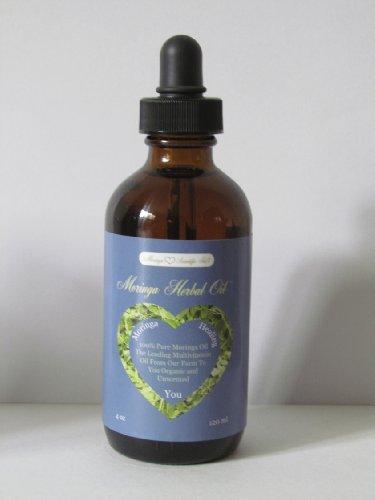 Moringa Oil Hair Care And Scalp Treatment 4oz