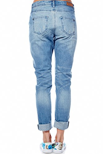 American Bazi Light Boyfriend Jeans Lp103 (1)