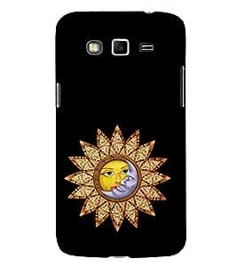 EPICCASE romantic sunflower Mobile Back Case Cover For Samsung Galaxy Core Prime (Designer Case)