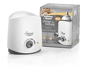 Tommee Tippee Closer To Nature Baby Bottle Warmer
