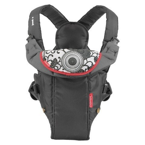 Infantino-Swift-Soft-Baby-Carrier-Black-TRG