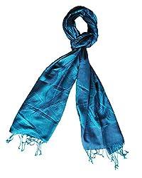 Special Offer - RedBirdFashion Women's silk stole_RBF-SNC-10_Multi-Coloured_Free...