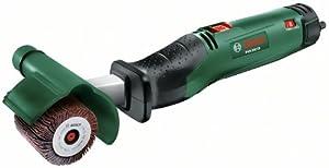 Bosch PRR 250 ES HomeSeries Schleifroller + 60mm Schleifhülse + 60mm Lamellenrolle + 10mm Lamellenrolle (250W, SDSSystem)  BaumarktKundenbewertung und Beschreibung