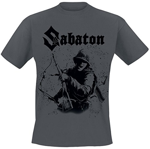 Sabaton Chose Not To Surrender T-Shirt carbone XXL