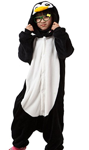 Mod Tree Kids Penguin Polyester Onesies Sleepwear
