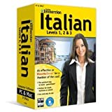 Instant Immersion Italian Levels 1,2 & 3 [Old Version]