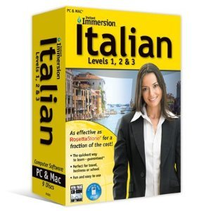 Instant Immersion Italian Levels 1,2 & 3