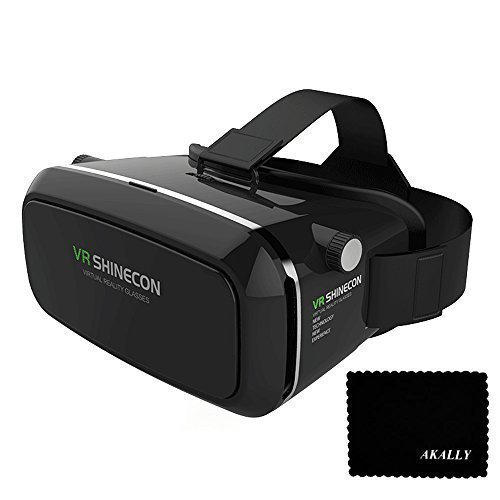 Akally-3D-VR-Headset-Glasses-Virtual-Reality-Mobile-Phone-3D-Movies-for-iPhone-6s6-Plus65S5C5-Samsung-Galaxy-S5S6Note4Note5-Other-47-60-Cellphones