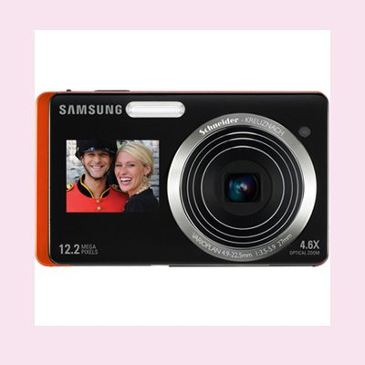 Samsung DualView TL225 is the Best Ultra Compact Digital Camera Overall Under $400