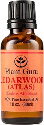Cedarwood (Atlas) Essential Oil. 30 Ml (1 Oz) 100% Pure, Undiluted, Therapeutic Grade.