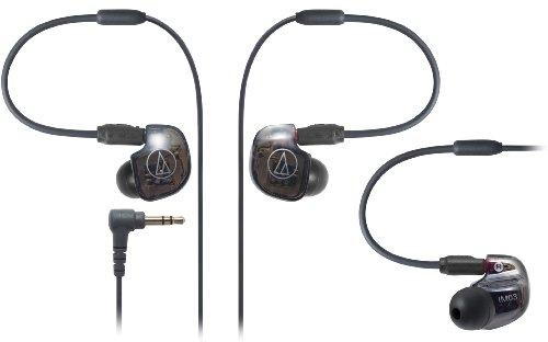 audio-technica トリプル・バランスド・アーマチュア型インナーイヤーモニターヘッドホン ATH-IM03