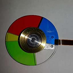 High Quality DLP Projector Color Wheel Replace For ViewSonic PJD6240 PJD6241