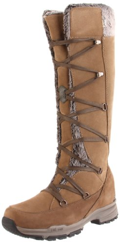 Lafuma Women's Snoa Beige Gres Snow Boot LFG1966 4 UK