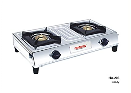 HA203 Gas Cooktop (2 Burner)