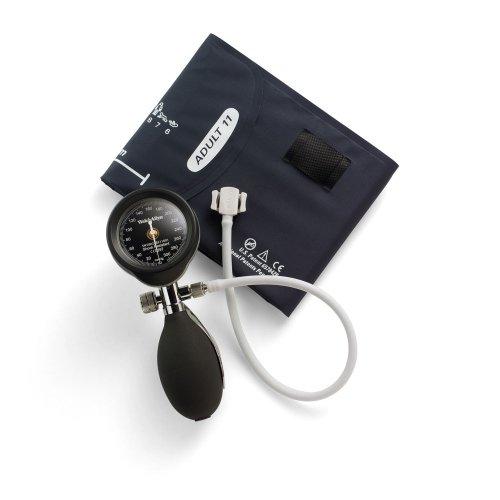 Welch Allyn Durashock DS55 Black, Single Tube Blood Pressure Monitor by Welch Allyn