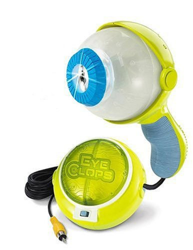 EyeClops Bionic Eye Multizoom, Green