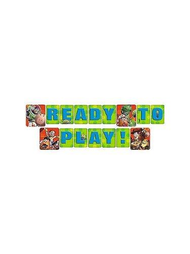 Hallmark Toy Story 3 Banner Plastic