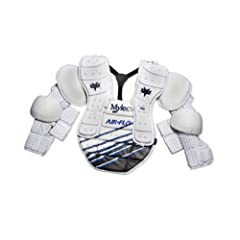 Buy Mylec Sr. Chest Protector Full Arm Pad by Mylec
