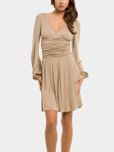 GUESS by Marciano Lanai Long Sleeve Dress