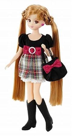Beauty Models dress set Cynthia ribbon Girl Rika-chan (no doll included) (japan import)
