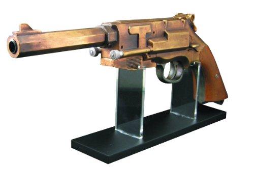 Quantum Mechanix Firefly: Mal Reynolds' Metal-Plated Pistol Replica