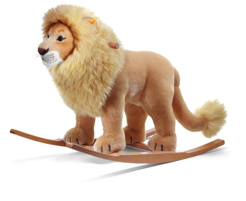 Steiff Leo Riding Lion - 1