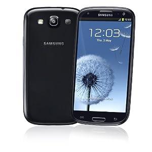 Samsung Galaxy S III/S3 GT-I9300 Factory Unlocked Phone - International Version (Sapphire Black)