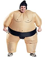 PLAYTASTIC - Costume gonflable ''Sumo''
