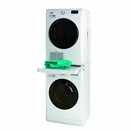 Wpro sks100 kit colonna prezzo ioandroid for Lavatrice e asciugatrice a colonna