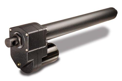 "Warner Linear K2Xg10-12V-08 B-Track K2 8"" Stroke Length Rugged Duty Actuator"