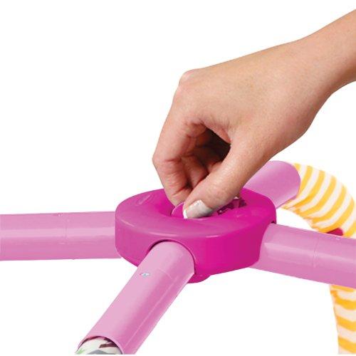 Infantino Sweet Safari Twist And Fold Activity Gym And