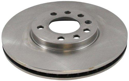 Dura International BR34140 Front Vented Disc Brake Rotor