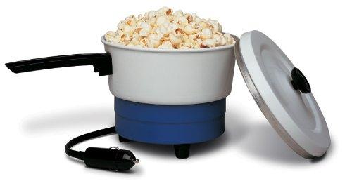 Roadpro® 12-Volt Portable Saucepan And Popcorn Popper