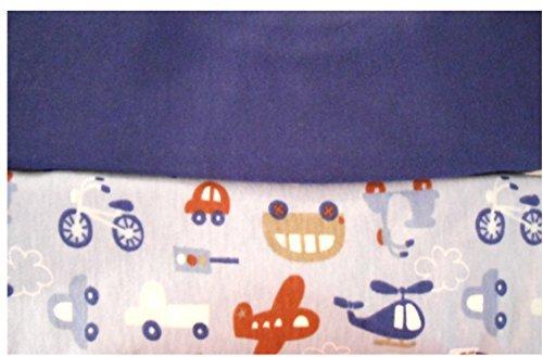 Garanimals SwaddleMe Original 2-Pack Small, Zoom Baby (Blue) - 1