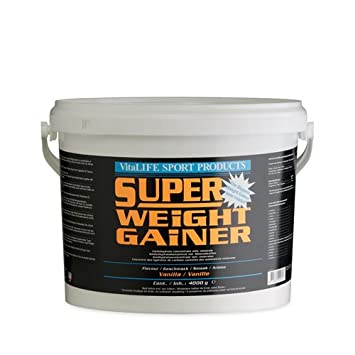 VITALIFE Super Weight Gainer (4000g), Chocolate