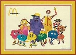 108ピース McDonald's Characters 108-316