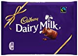 Cadbury Dairy Milk Chocolate Bar 360 g (Pack of 7)