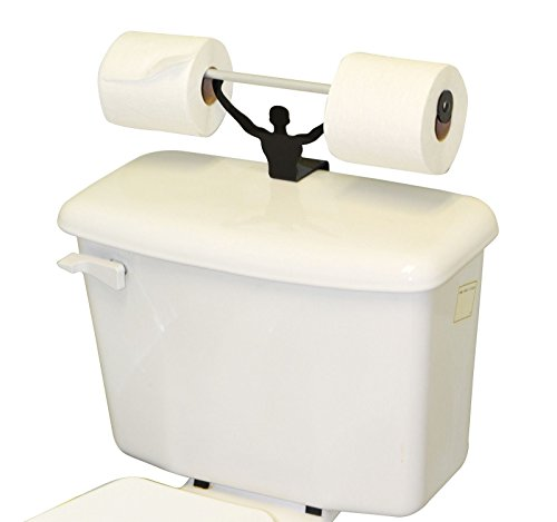 Strong Man Funny Bathroom Toilet Paper Tissue Roll
