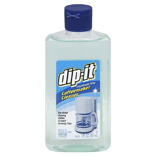 Dip-It Automatic Drip Coffeemaker Cleaner, 7-Ounce Bottles (Pack Of 8)