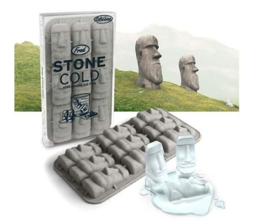 Fred and Friends Fred & Friends Stone Cold Ice Trays