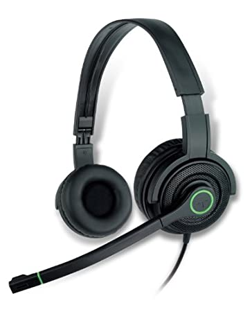 Genius HS-03U USB and vibration feedback gaming headset