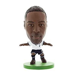 Tottenham Hotspur F.C. SoccerStarz King- Ledley King- soccerstarz figure- 2 inches tall- with collectors card- in blister pack- official licensed product by Limited Stock / Collectables