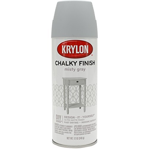 krylon-k04102000-chalky-finish-spray-paint-misty-gray-by-krylon
