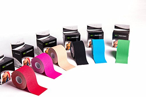 green-kinesiology-tape-kg-physio-5cm-x-5m-roll-sports-injury-tape-physio-tape-water-resistant-stays-