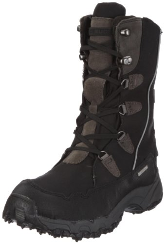 Icebug Women's Alta Outdoor Boot,Black,10 M US