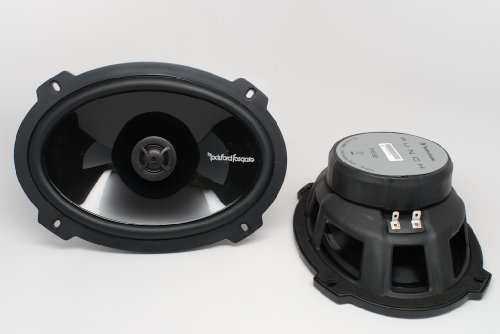 Rockford Fosgate Punch P1692 6 x 9-Inches  Full Range Coaxial Speakers